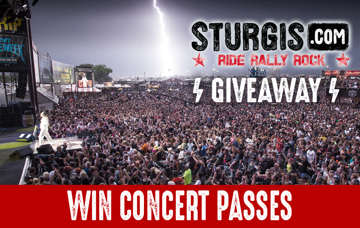 Giveaway - Win concert passes