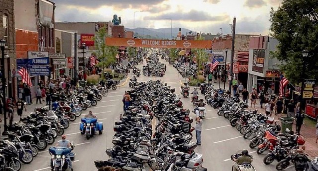 2020 Sturgis Motorcycle Rally Moves Forward After Rally Venues Stated They Would Move Forward With Or Without The City