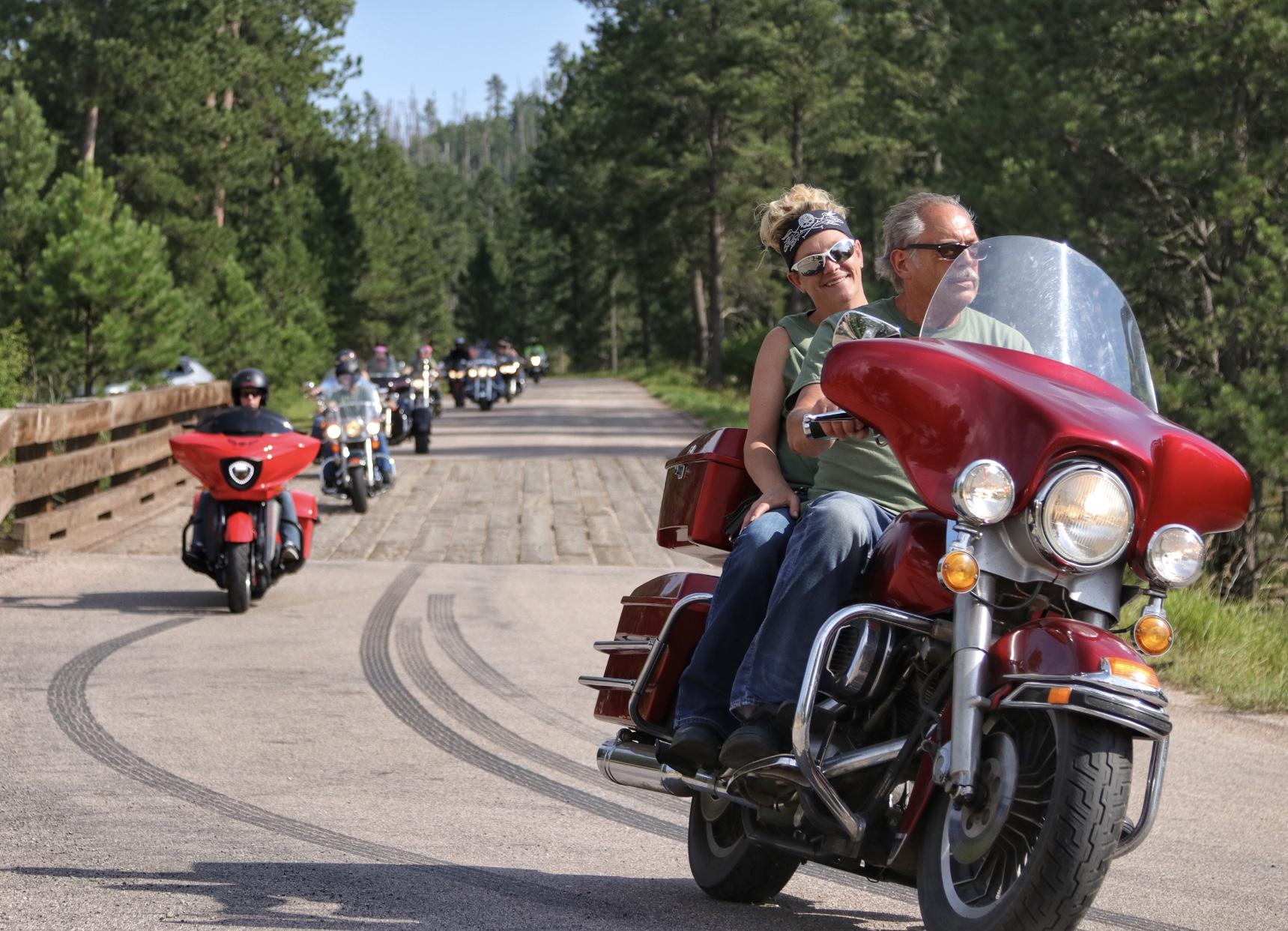 Custer Mayor's Ride photo #15