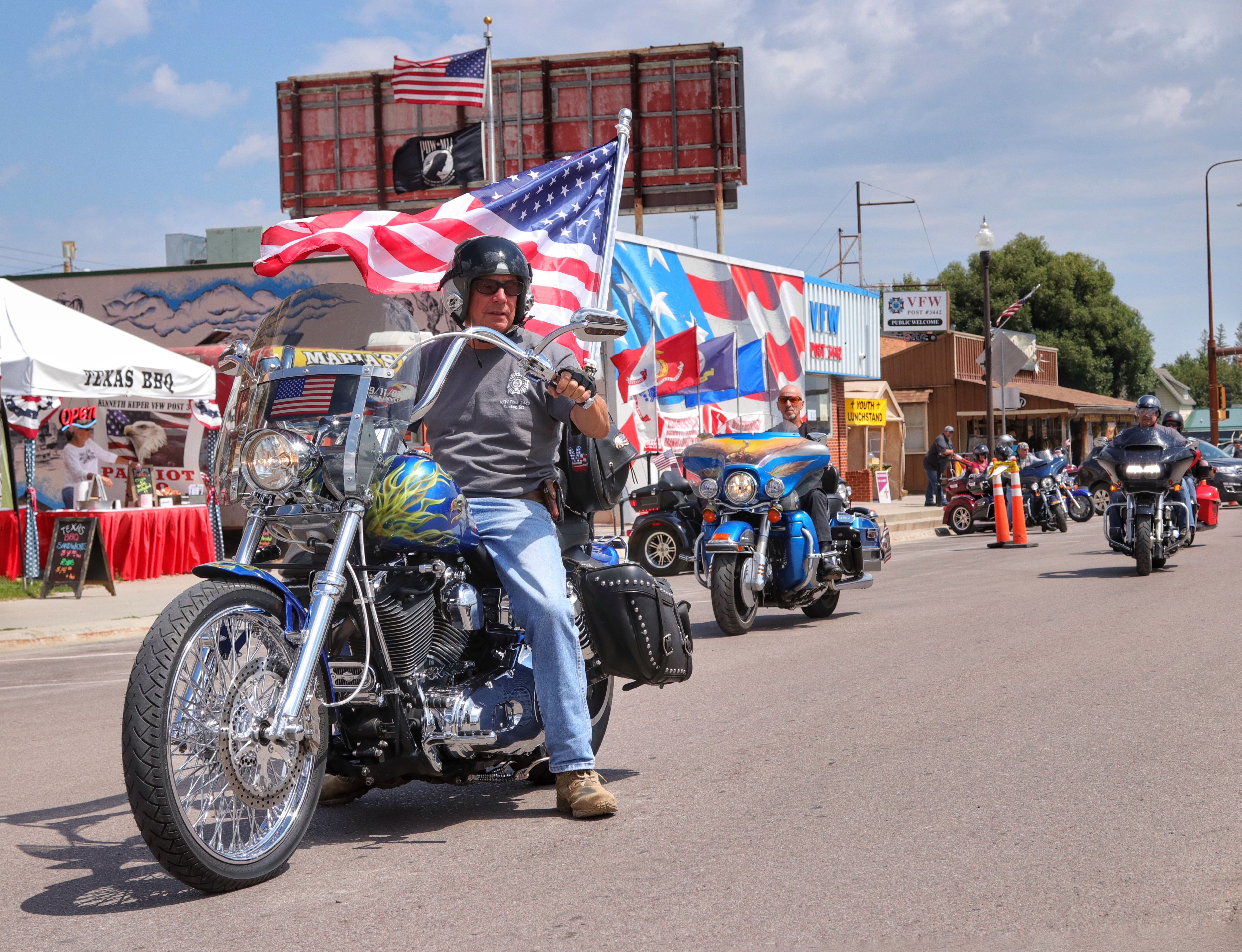 Veterans' Appreciation Ride & Poker Run photo #22