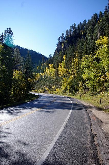 Spearfish Canyon - Boulder Canyon - Vanocker Canyon photo #0